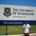 The University of Queensland, St Lucia Campus, Brisbane, 30 December 2008